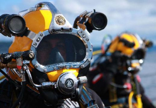 Commercial Dive Systems | Fathom Systems