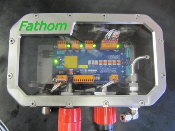 Power Amp Video Ofjb Fathom Systems