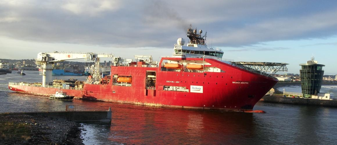 DSV Skandi Arctic reduced